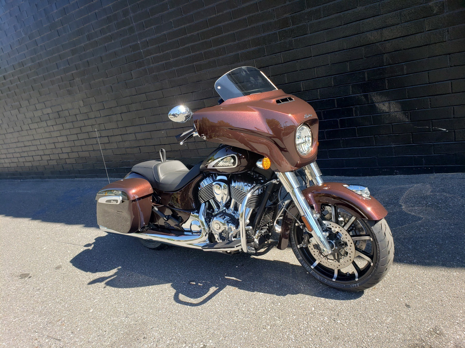 2019 Indian Chieftain® Limited ABS in San Jose, California - Photo 10
