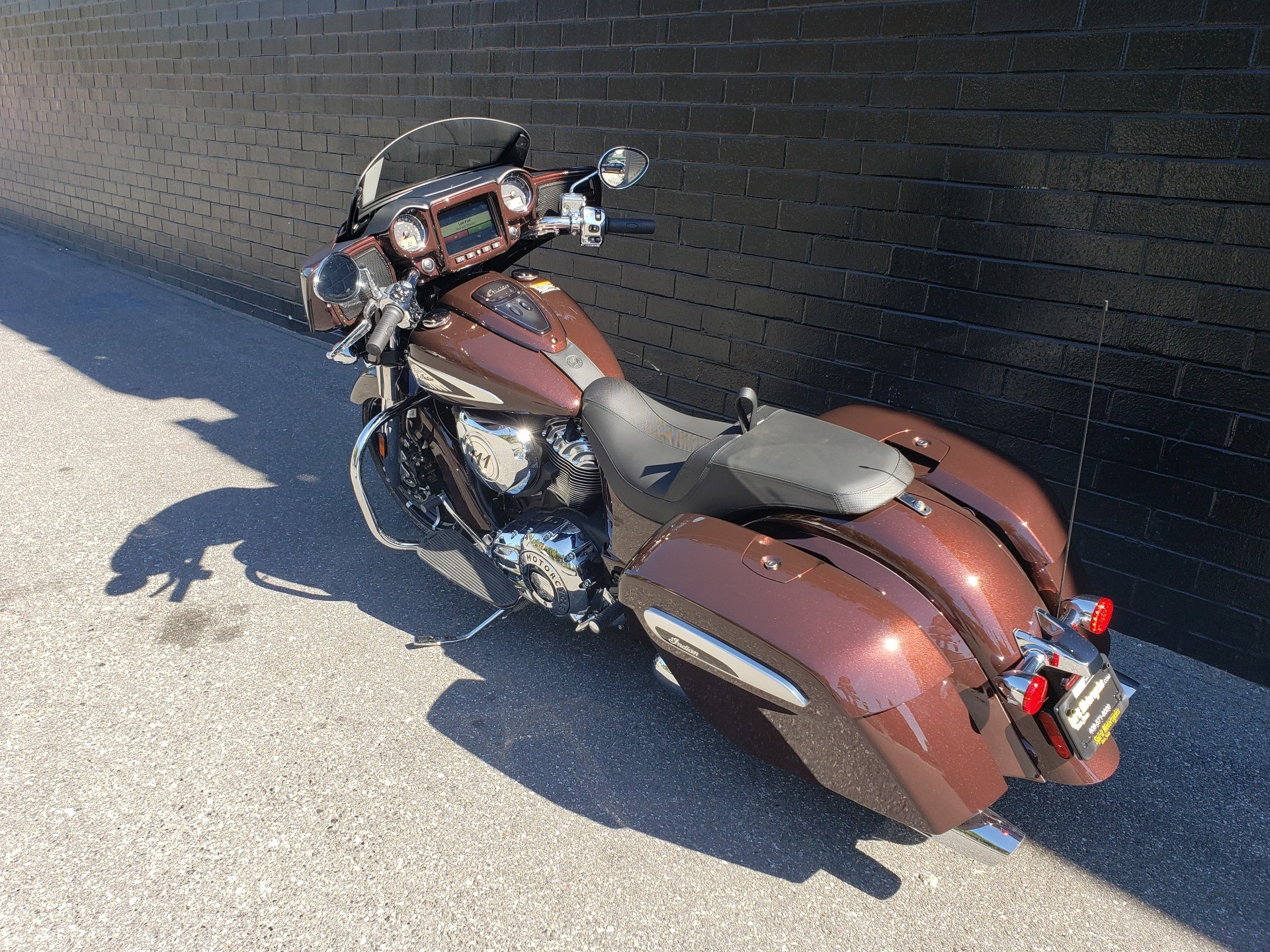 2019 Indian Chieftain® Limited ABS in San Jose, California - Photo 12
