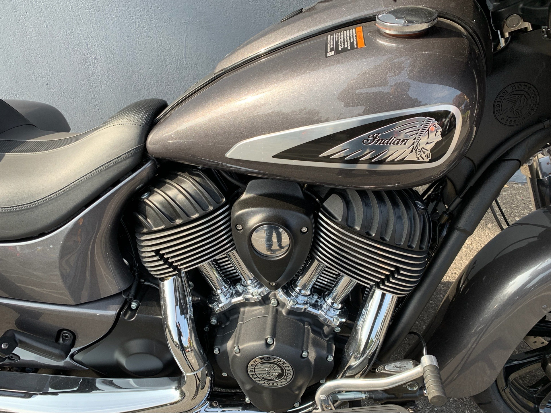 2019 Indian Chieftain® ABS in San Jose, California