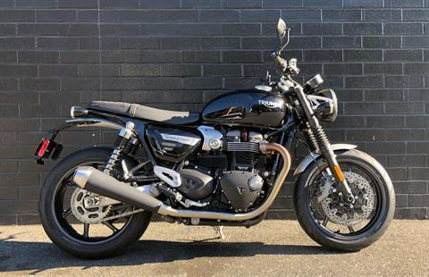 2021 Triumph Speed Twin in San Jose, California - Photo 1