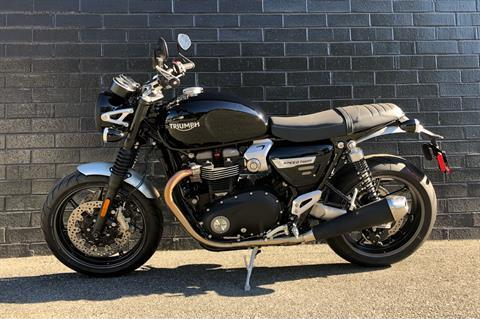 2021 Triumph Speed Twin in San Jose, California - Photo 4