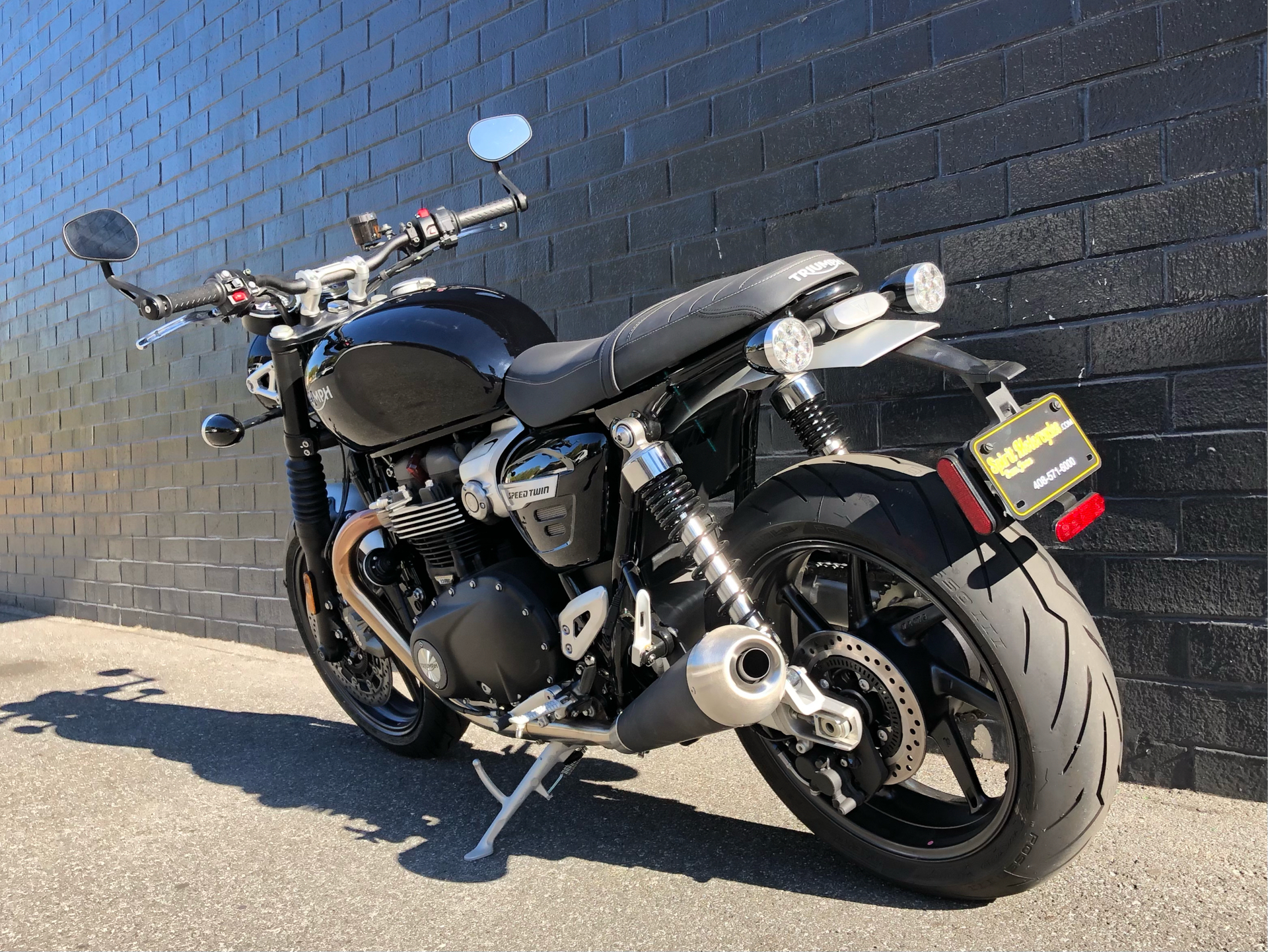 2021 Triumph Speed Twin in San Jose, California - Photo 6