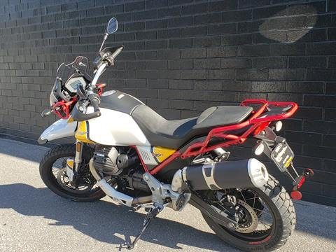 2020 Moto Guzzi V85 TT Adventure in San Jose, California - Photo 3
