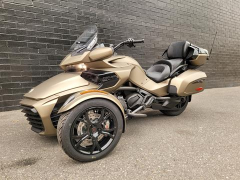 2020 Can-Am Spyder F3 Limited in San Jose, California - Photo 5