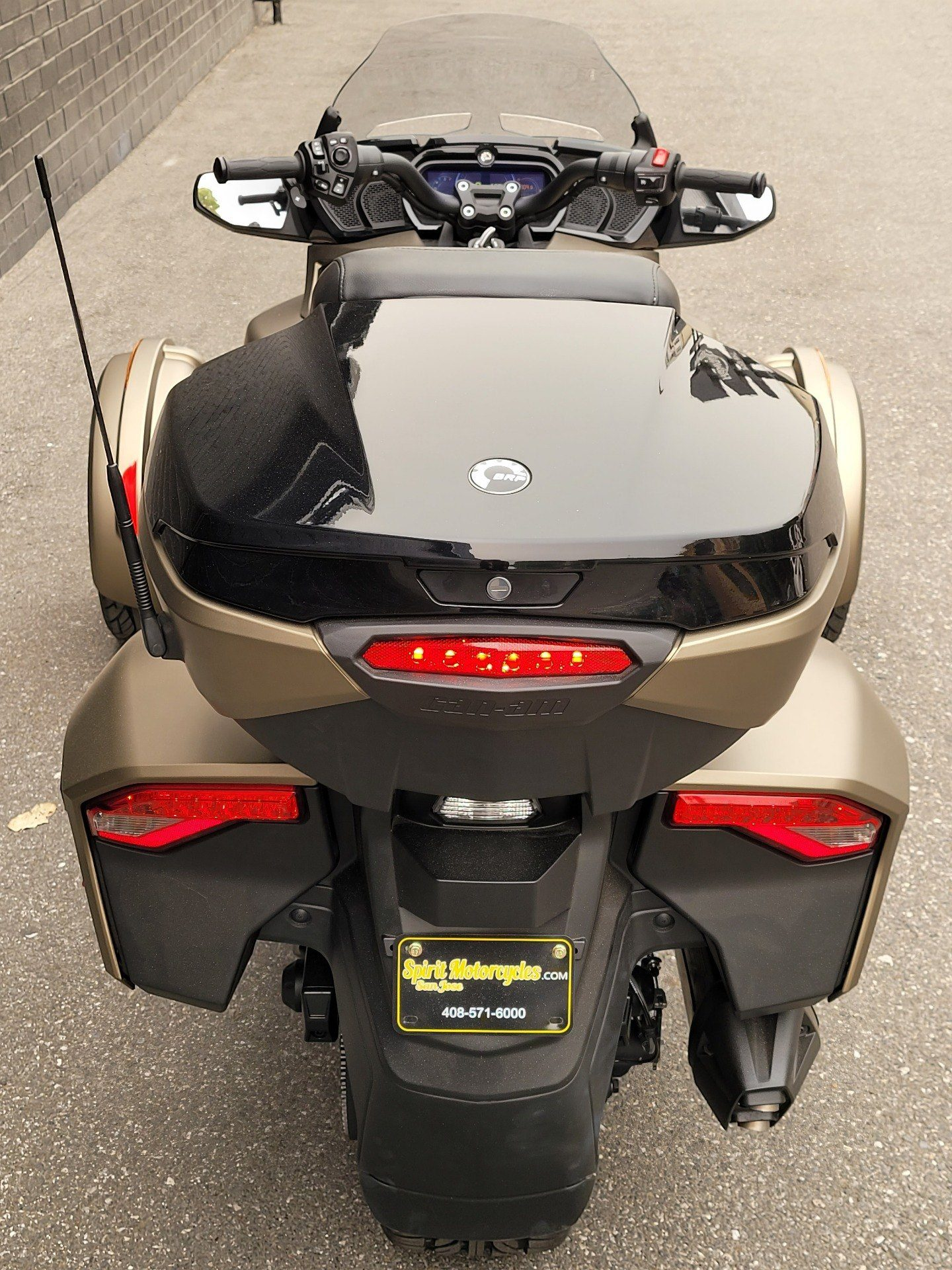 2020 Can-Am Spyder F3 Limited in San Jose, California - Photo 8