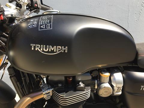 2018 Triumph Thruxton 1200 R in San Jose, California