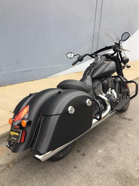 2018 Indian Springfield™ Dark Horse in San Jose, California