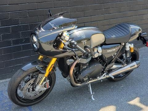 2020 Triumph Thruxton TFC in San Jose, California - Photo 2