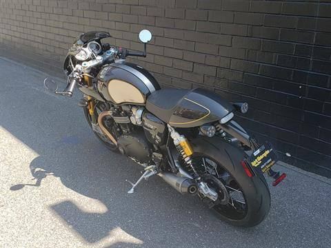 2020 Triumph Thruxton TFC in San Jose, California - Photo 3