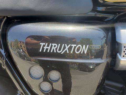 2020 Triumph Thruxton TFC in San Jose, California - Photo 9
