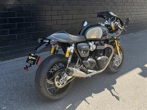2020 Triumph Thruxton TFC in San Jose, California - Photo 11