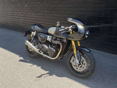 2020 Triumph Thruxton TFC in San Jose, California - Photo 12