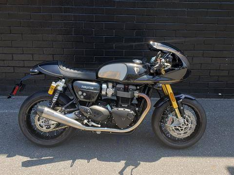 2020 Triumph Thruxton TFC in San Jose, California
