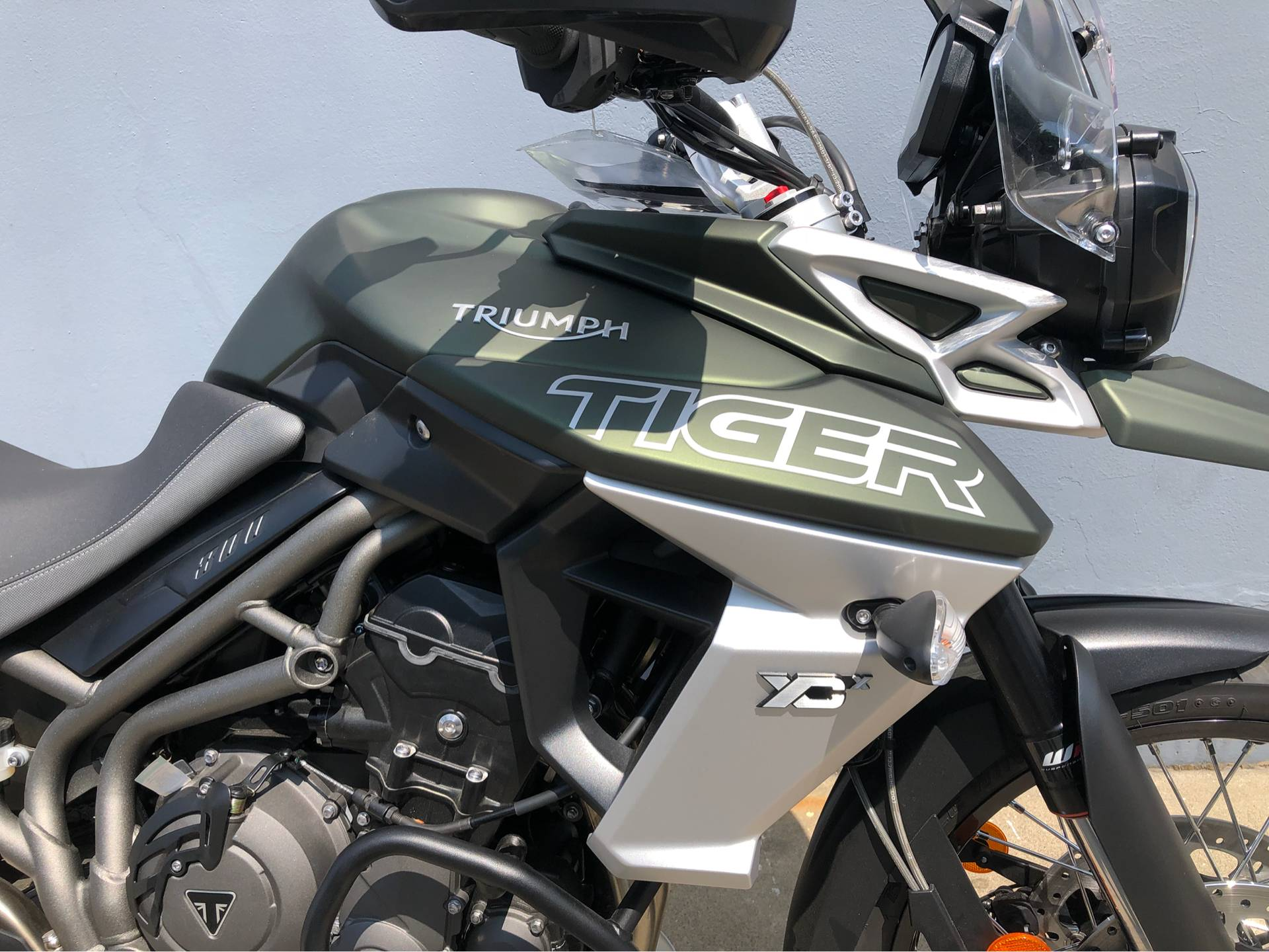 2019 Triumph Tiger 800 XCx in San Jose, California - Photo 8