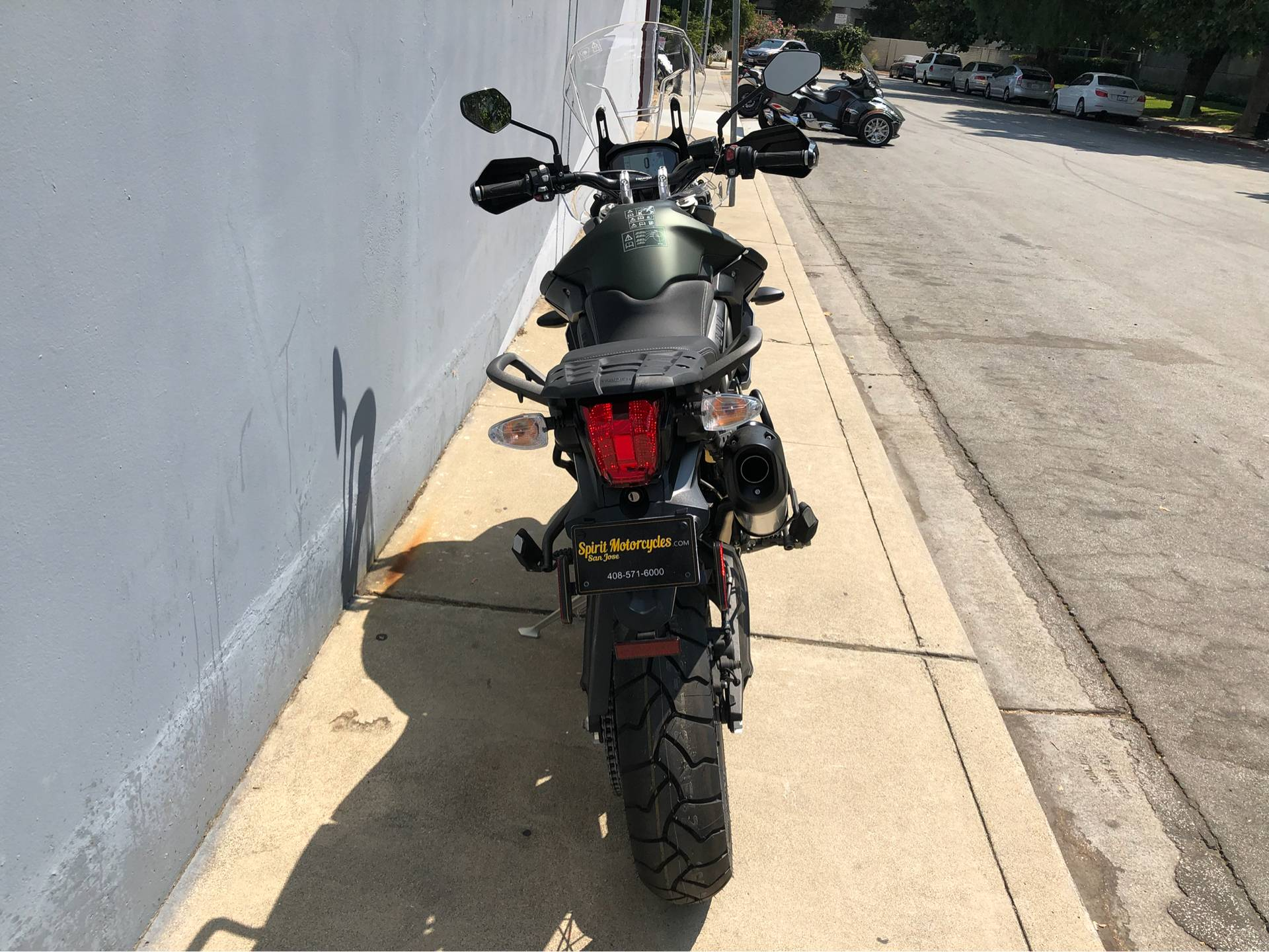 2019 Triumph Tiger 800 XCx in San Jose, California - Photo 12