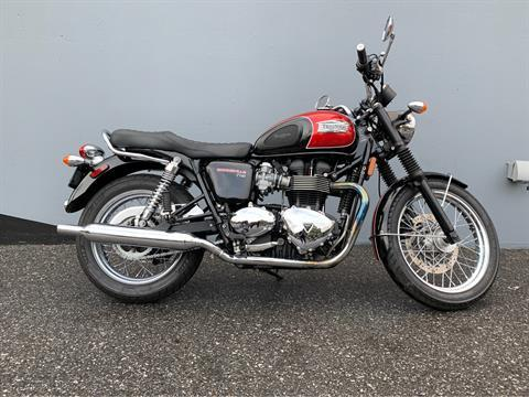 2014 Triumph Bonneville T100 in San Jose, California