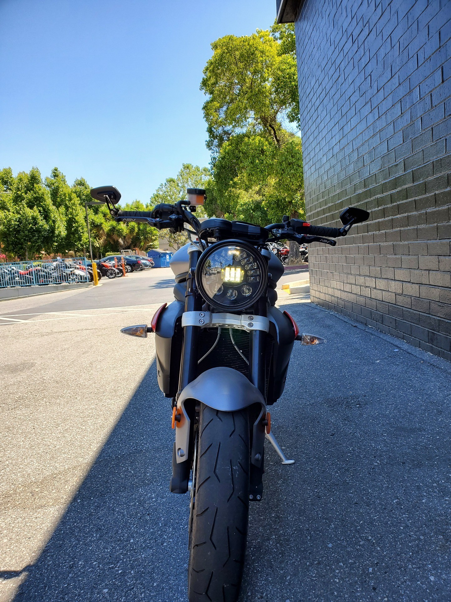 2015 Triumph Street Triple R ABS in San Jose, California - Photo 4