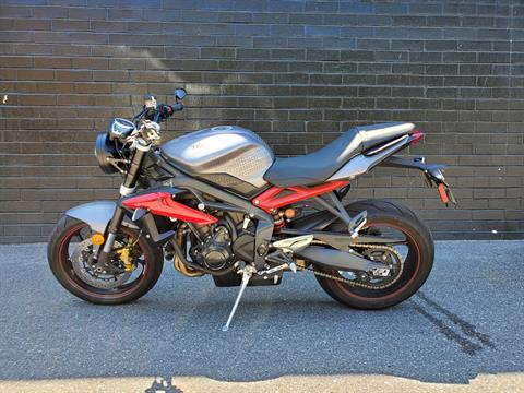 2015 Triumph Street Triple R ABS in San Jose, California - Photo 6