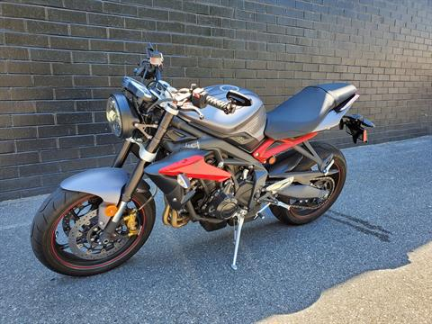 2015 Triumph Street Triple R ABS in San Jose, California - Photo 7