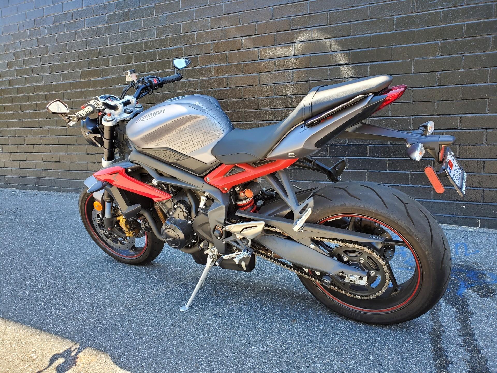 2015 Triumph Street Triple R ABS in San Jose, California - Photo 8
