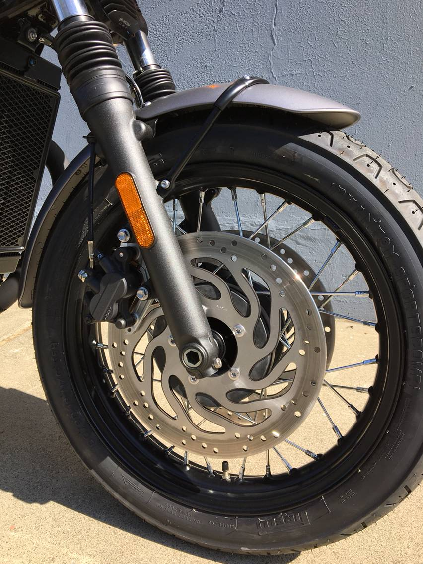 2018 Triumph Bonneville T120 Black in San Jose, California - Photo 8