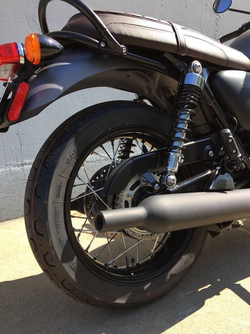 2018 Triumph Bonneville T120 Black in San Jose, California - Photo 13