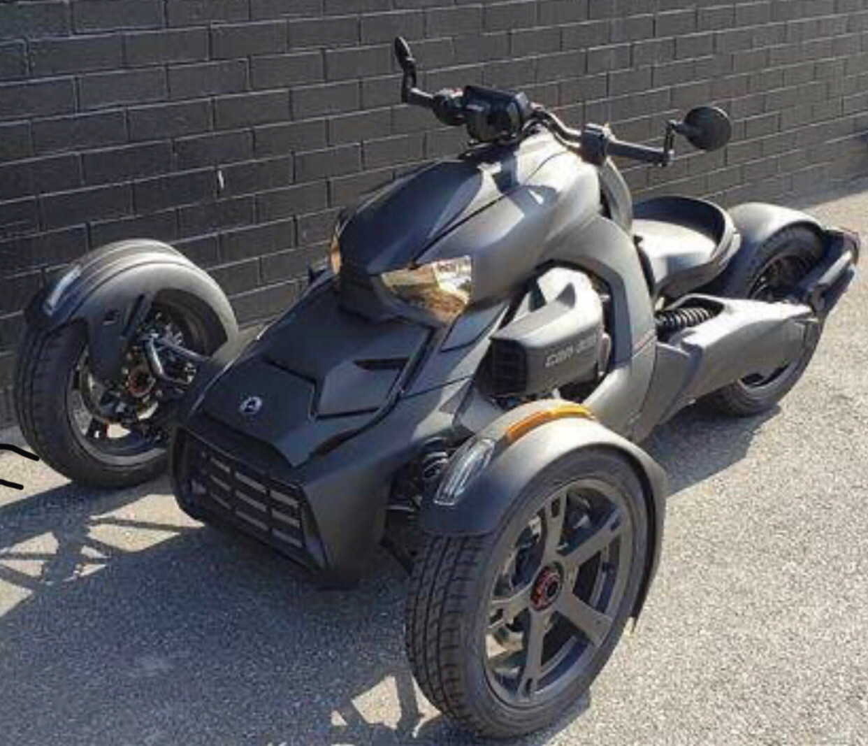 2021 Can-Am Ryker 600 ACE in San Jose, California - Photo 6
