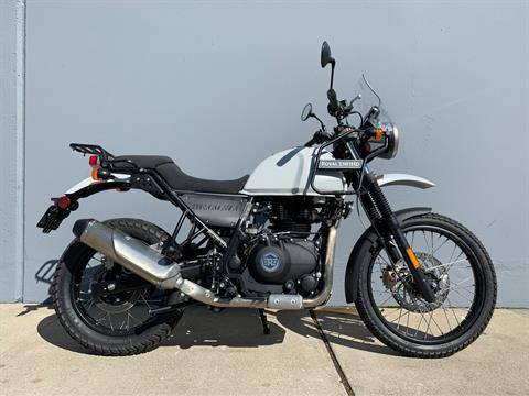 2019 Royal Enfield Himalayan 411 EFI ABS in San Jose, California - Photo 1