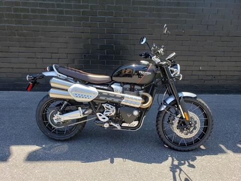2019 Triumph Scrambler 1200 XC in San Jose, California - Photo 1
