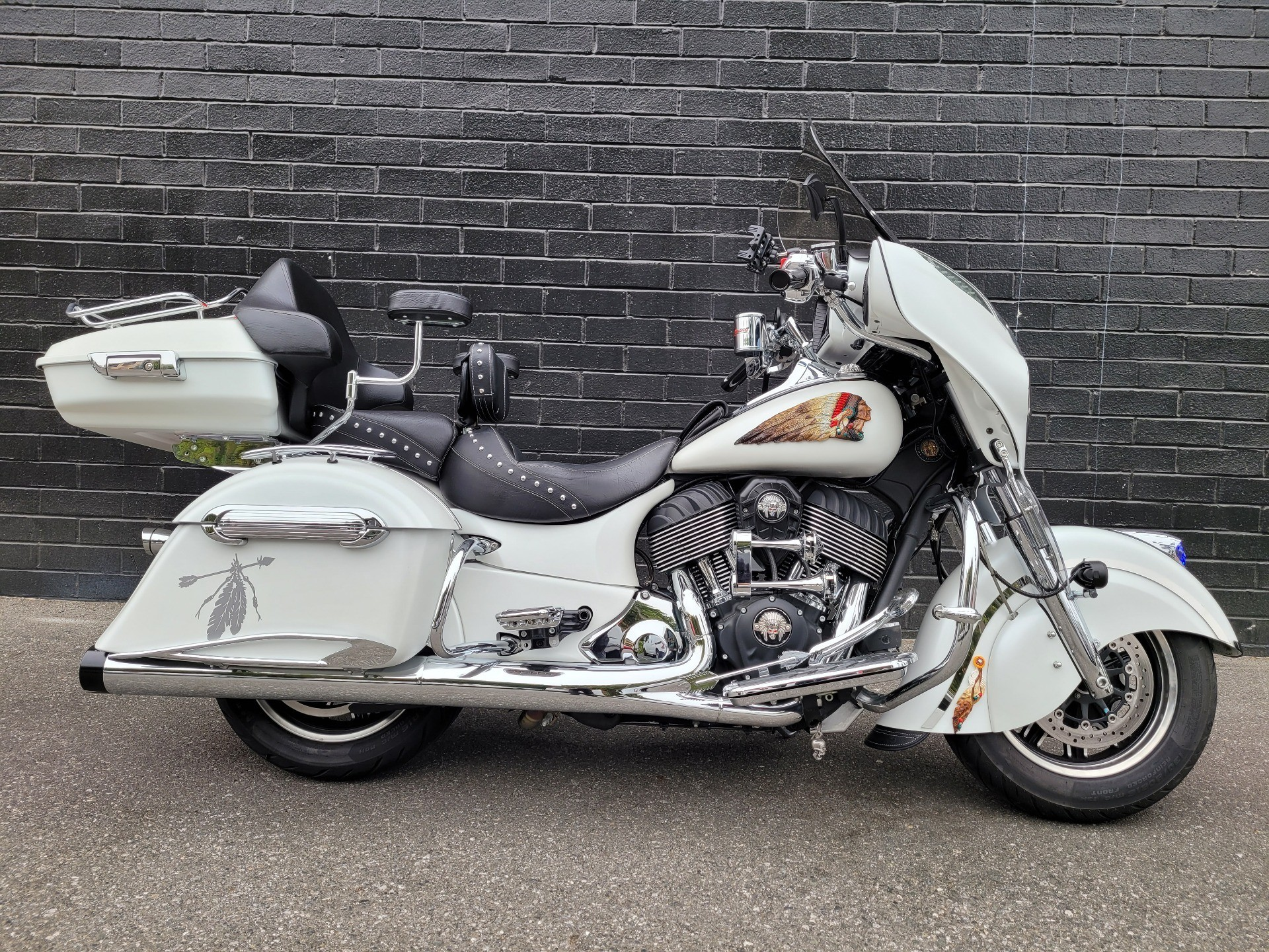 2017 Indian Chieftain® in San Jose, California - Photo 1