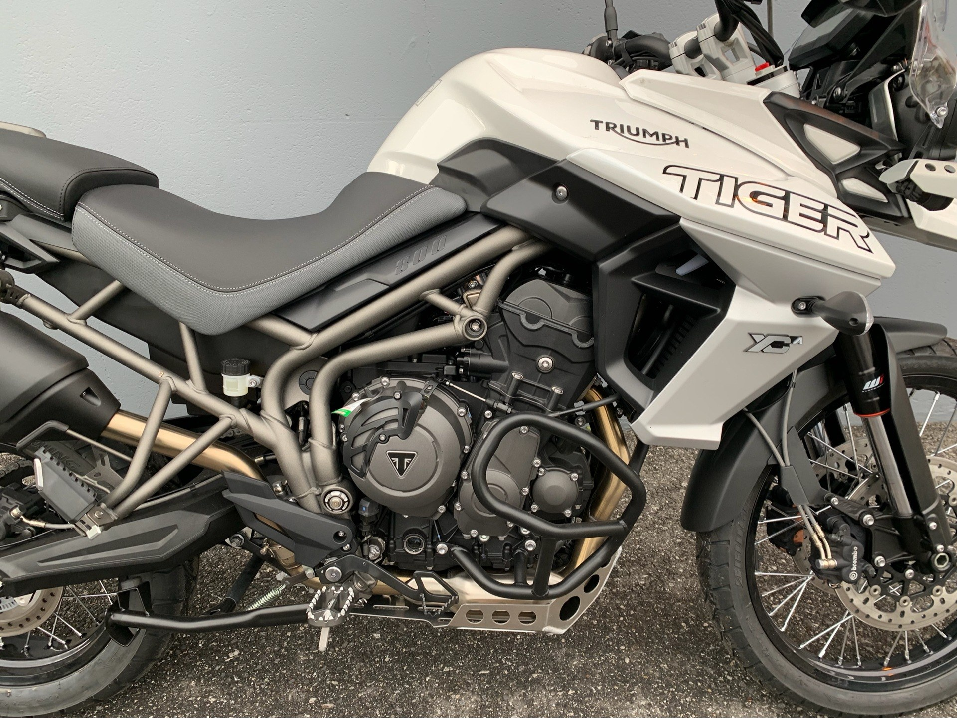 2019 Triumph Tiger 800 XCa in San Jose, California - Photo 7
