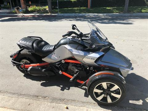 2016 Can-Am Spyder F3-S SE6 in San Jose, California