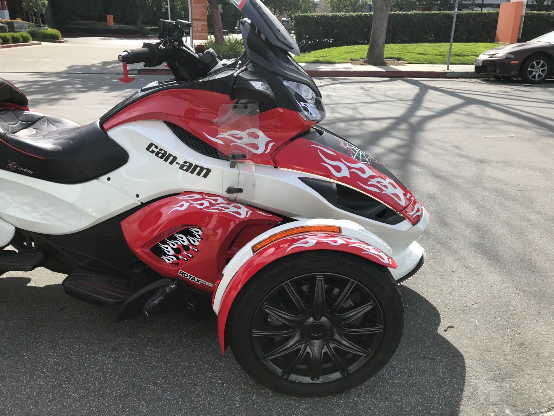 2013 Can-Am Spyder® ST Limited in San Jose, California