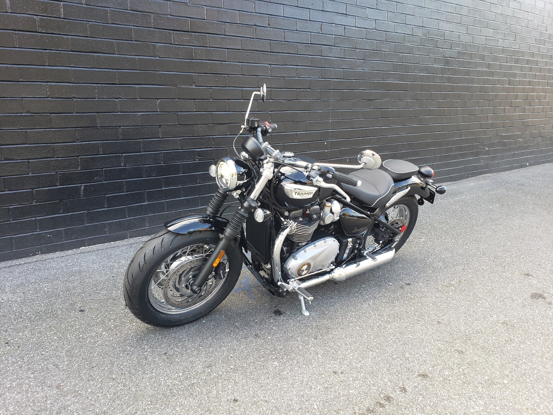 2020 Triumph Bonneville Speedmaster in San Jose, California - Photo 6