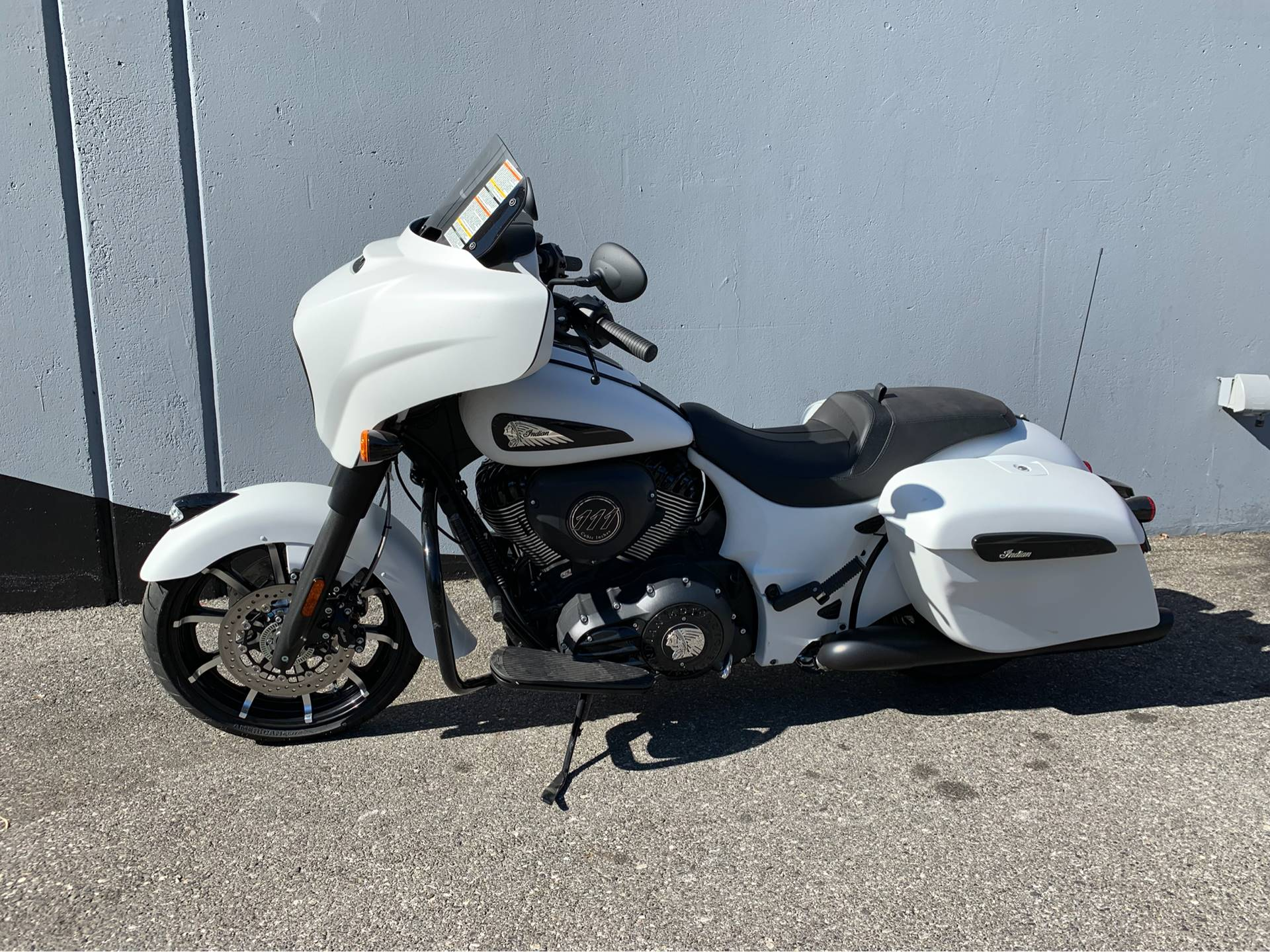 2019 Indian Chieftain Dark Horse® ABS in San Jose, California - Photo 5