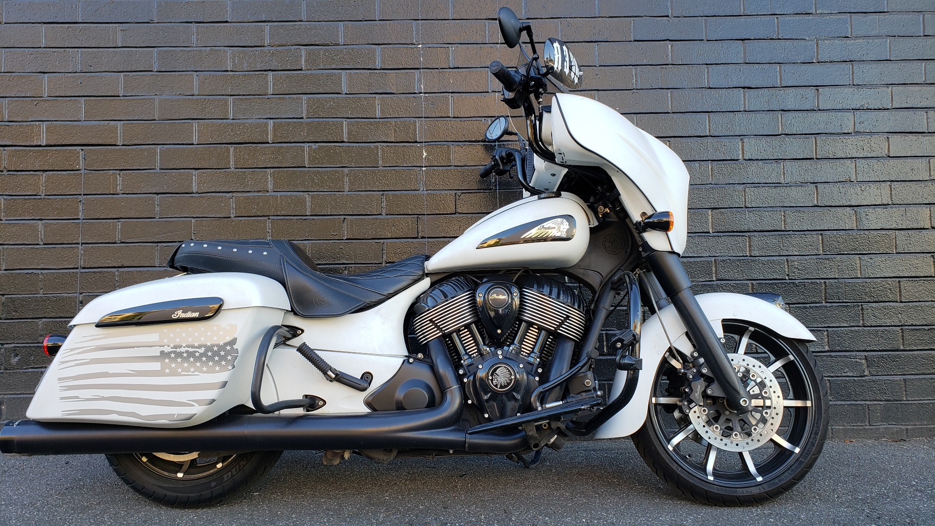 2019 Indian Chieftain® Dark Horse® ABS in San Jose, California - Photo 1