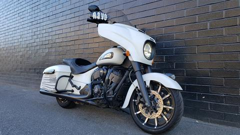2019 Indian Chieftain® Dark Horse® ABS in San Jose, California - Photo 2