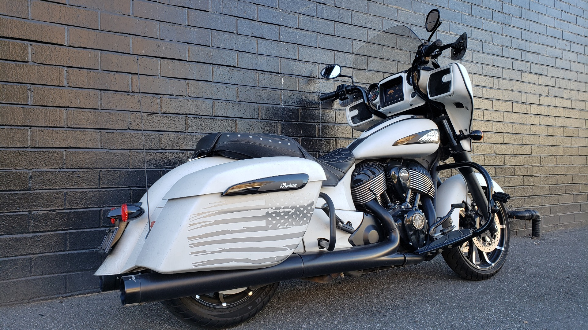 2019 Indian Chieftain® Dark Horse® ABS in San Jose, California - Photo 3