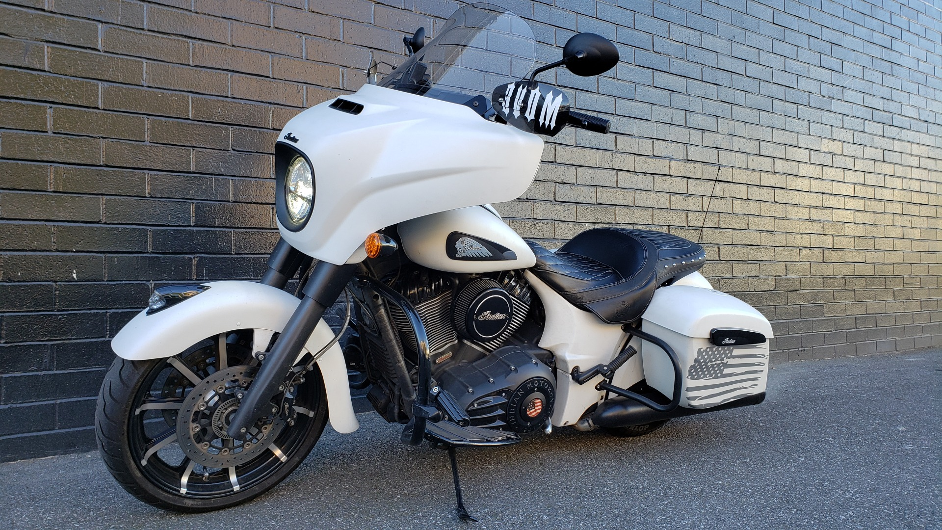 2019 Indian Chieftain® Dark Horse® ABS in San Jose, California - Photo 5