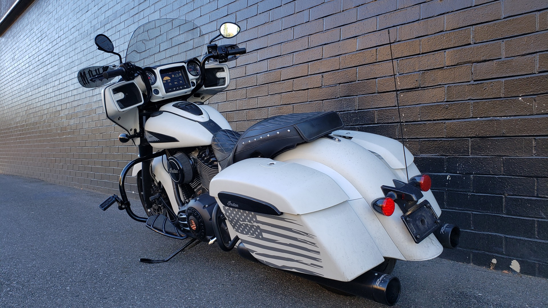 2019 Indian Chieftain® Dark Horse® ABS in San Jose, California - Photo 6