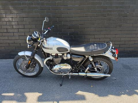 2020 Triumph Bonneville T120 Diamond Edition in San Jose, California - Photo 3
