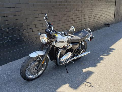 2020 Triumph Bonneville T120 Diamond Edition in San Jose, California - Photo 4