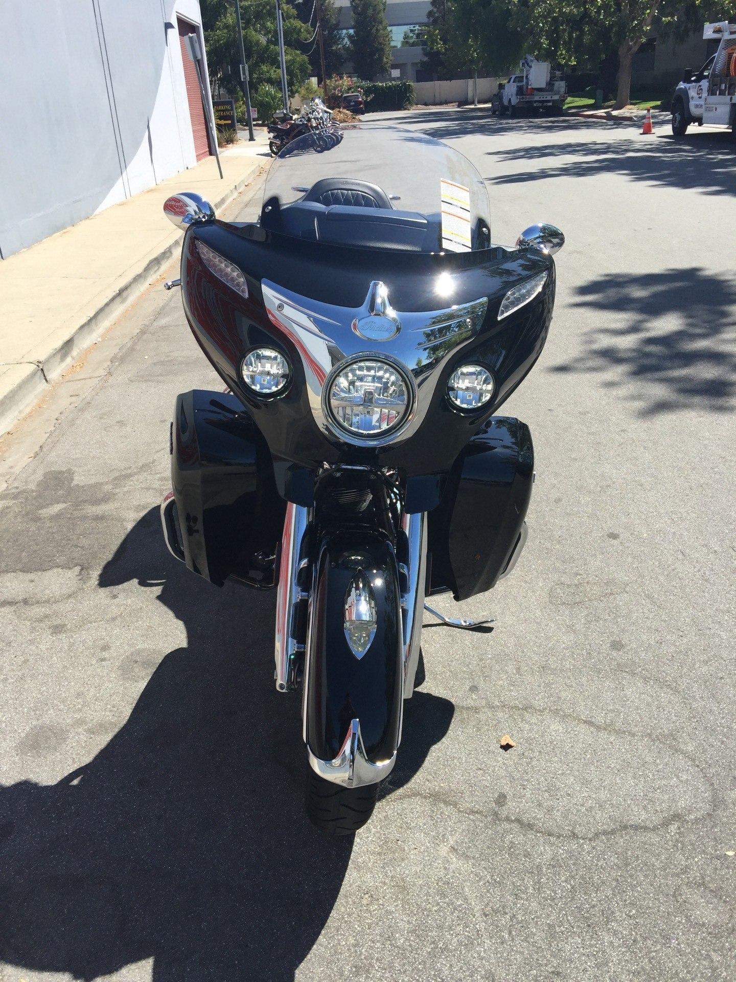 2017 Indian Roadmaster® in San Jose, California