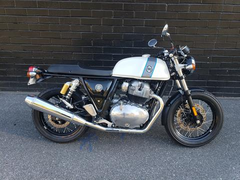 2019 Royal Enfield Continental GT 650 in San Jose, California