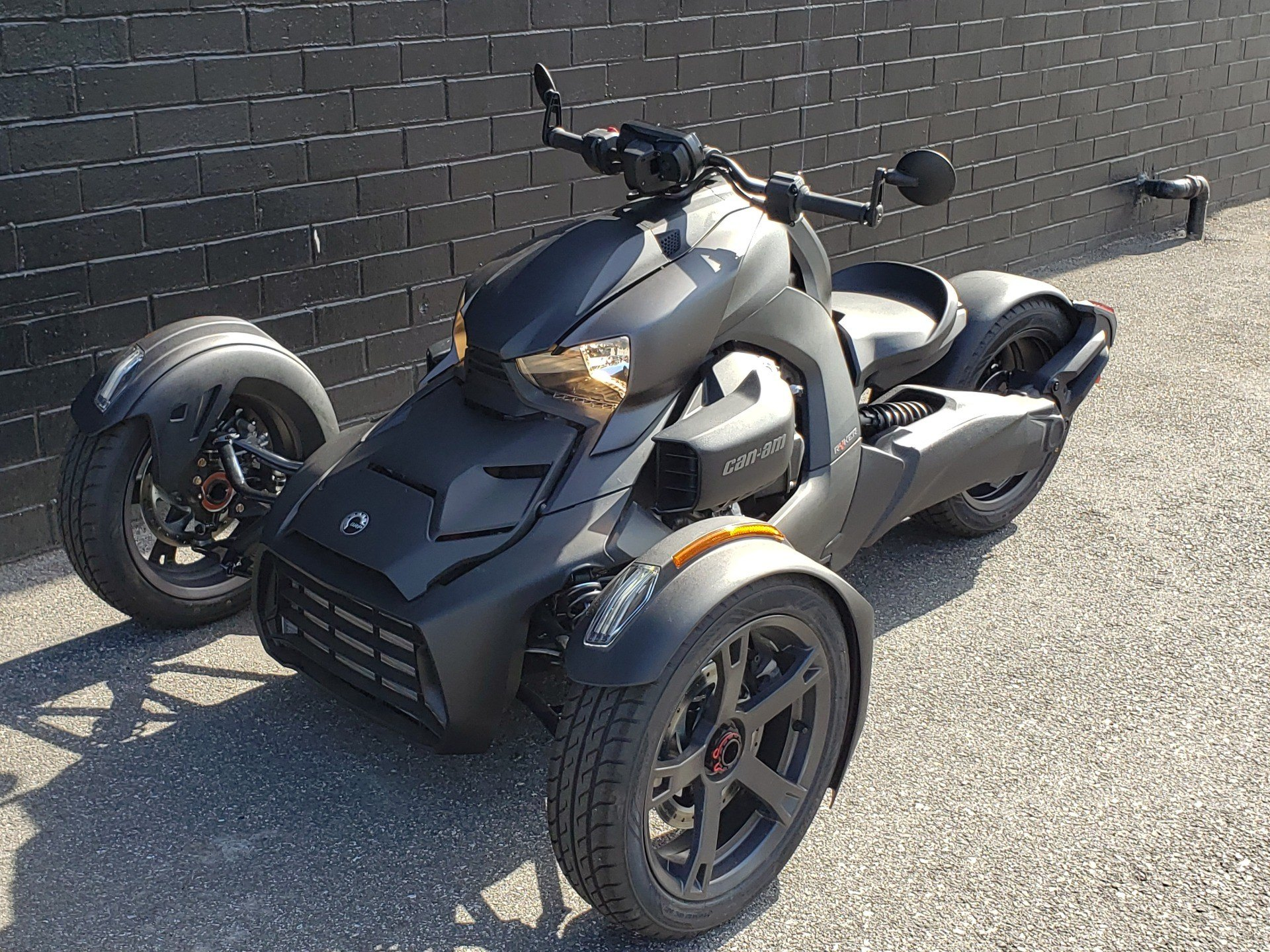 2019 Can-Am Ryker 600 ACE in San Jose, California - Photo 10