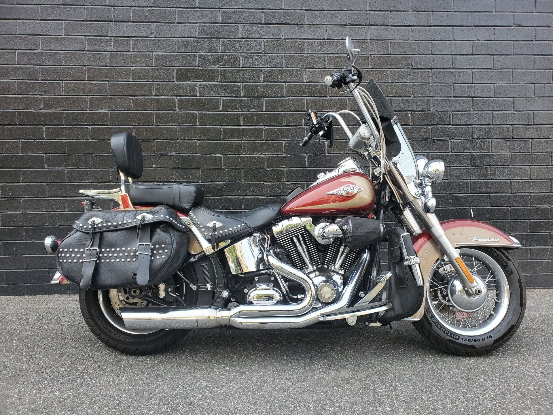 2009 Harley-Davidson Heritage Softail® Classic in San Jose, California - Photo 1