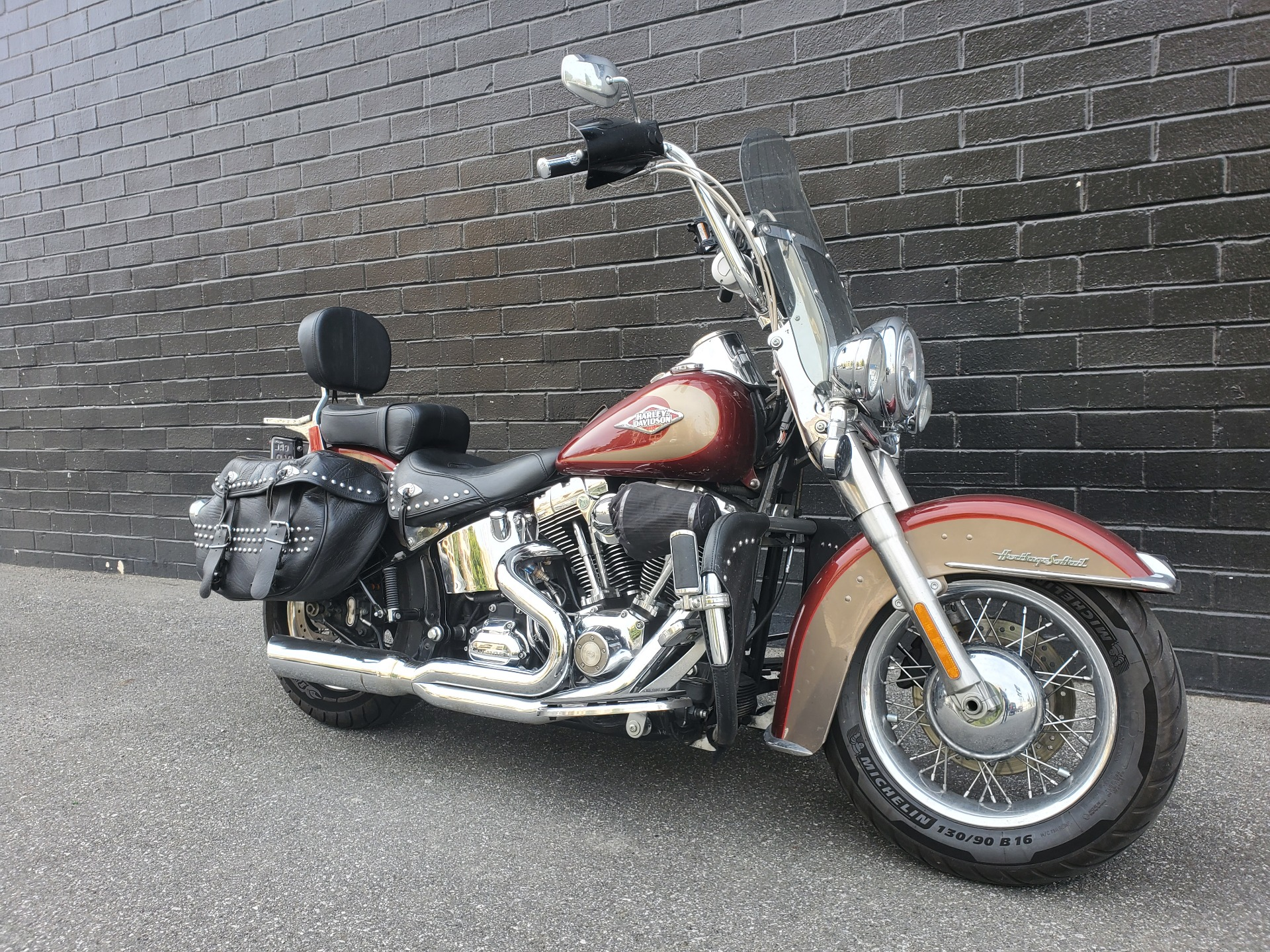 2009 Harley-Davidson Heritage Softail® Classic in San Jose, California - Photo 3