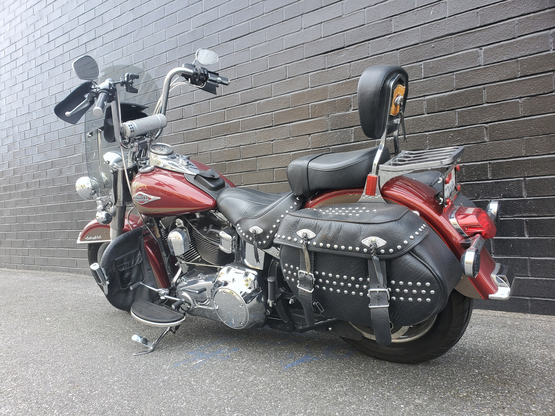 2009 Harley-Davidson Heritage Softail® Classic in San Jose, California - Photo 6