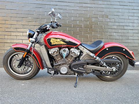 2019 Indian Scout® ABS Icon Series in San Jose, California - Photo 4