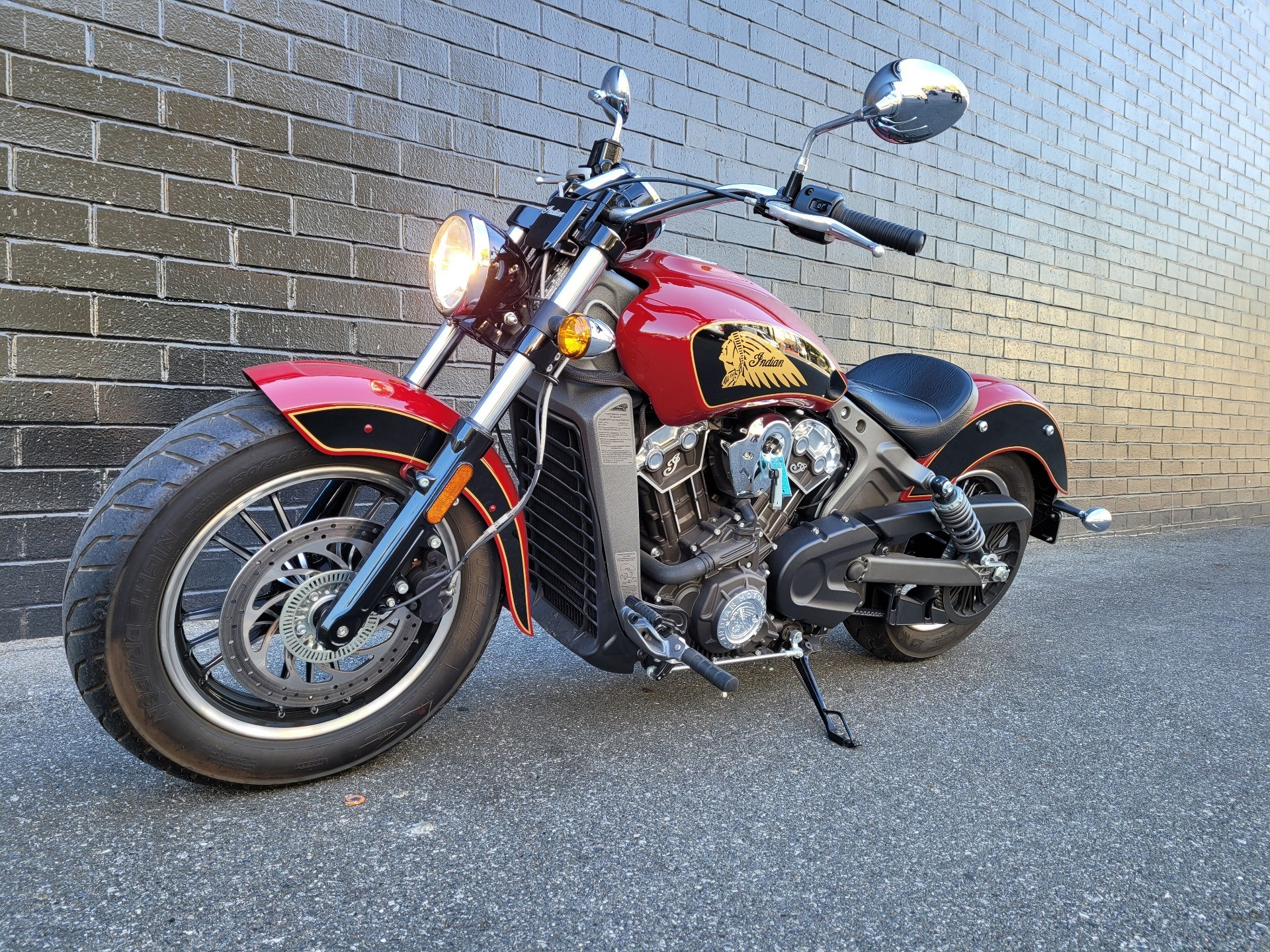 2019 Indian Scout® ABS Icon Series in San Jose, California - Photo 5